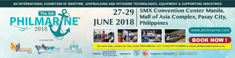 SHIPBUILD PHILIPPINES 2018 and OFFSHORE PHILIPPINES 2018