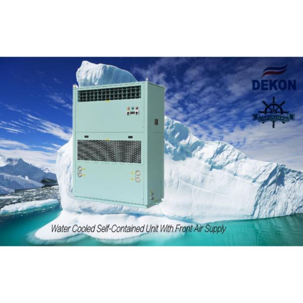 Marine&offshore standard Water cooled Self-Contained Air Conditioning Unit
