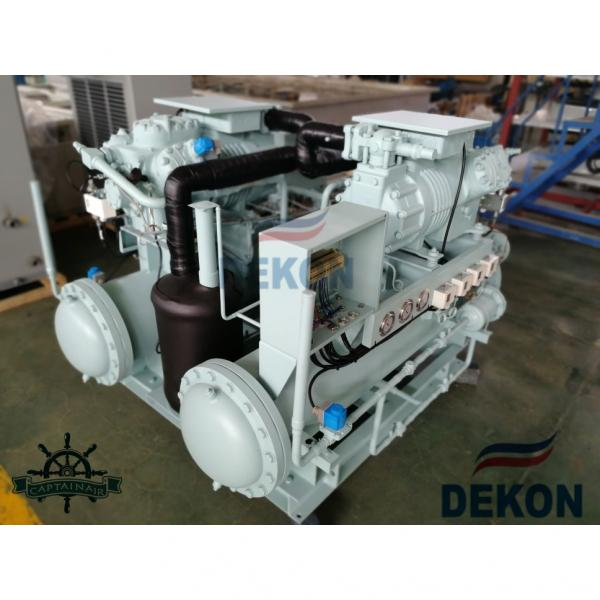 Marine&offshore standard Twin Condensing Units