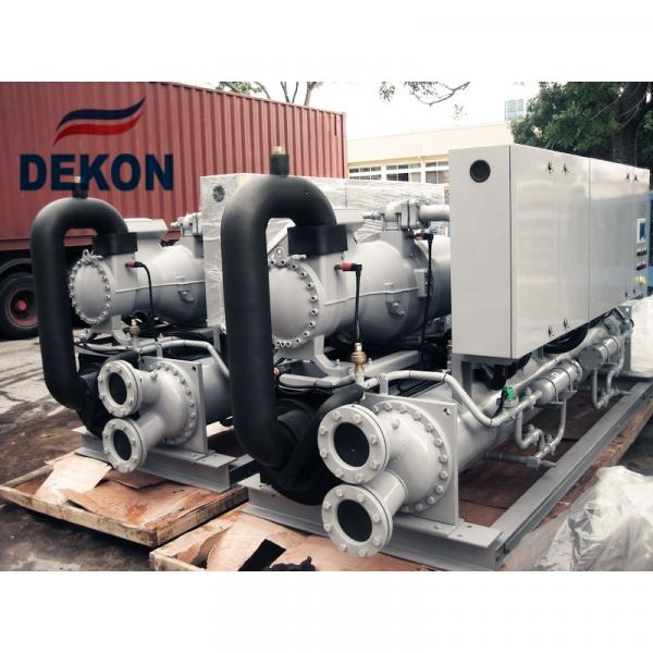 Marine&offshore water cooled Condensing Unit